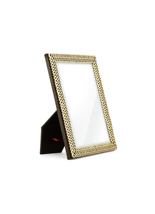 Detail View - Click To Enlarge - L'Objet - Braid 8R photo frame