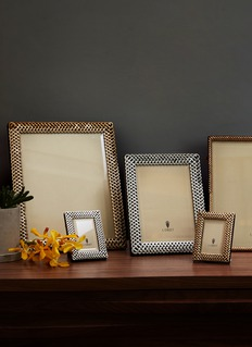 L'Objet Braid 8R photo frame