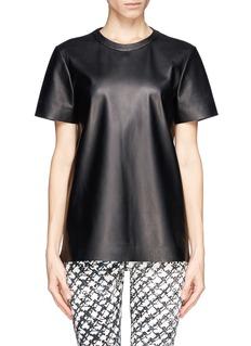 PROENZA SCHOULERLeather T-shirt