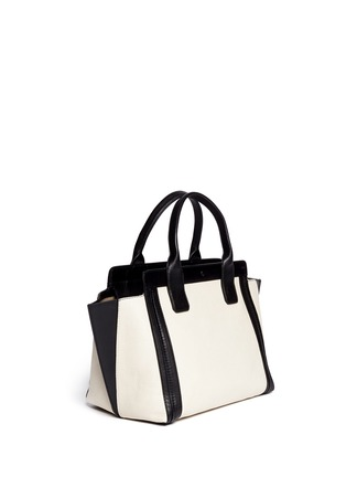 Front View - Click To Enlarge - Chloé - 'Alison' small leather tote