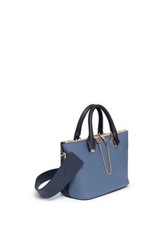 CHLOÉ'Baylee' small leather shoulder bag