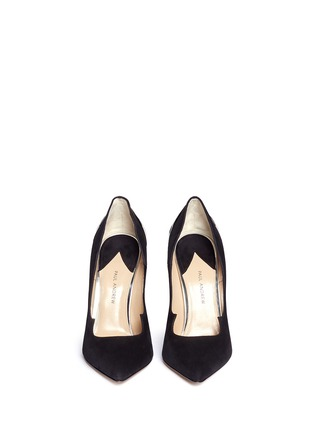 Figure View - Click To Enlarge - Paul Andrew - 'Chrysler Zenadia' suede pumps