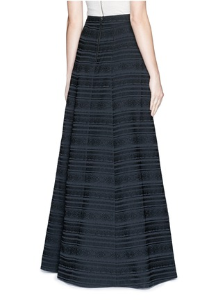 Back View - Click To Enlarge - alice + olivia - 'Lexia' brocade ball gown skirt