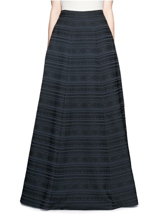 Main View - Click To Enlarge - alice + olivia - 'Lexia' brocade ball gown skirt