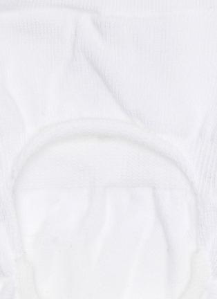 细节 - 点击放大 - FALKE - 单色棉质隐形袜