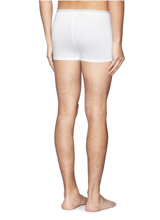 Zimmerli - '172 Pure Comfort' jersey trunks