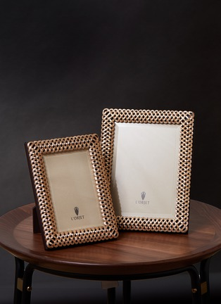 - L'Objet - Braid 5R photo frame