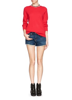 RAG & BONE/JEANHigh rise mila cut-off shorts