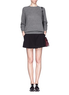 ALEXANDER WANG  Tailored skort