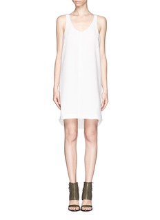 RAG & BONE 'Chieftan' sleeveless shift dress