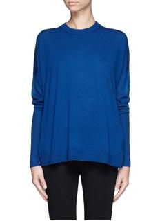 ACNE STUDIOS'Delight O Mer' merino wool sweater