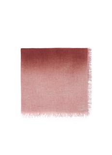 FALIERO SARTI'Zeus' cashmere-silk dégradé scarf