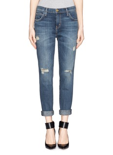 CURRENT/ELLIOTT 'Stiletto' slouchy jeans