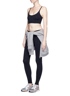 Live The Process 'Radius' Ponte jersey performance leggings
