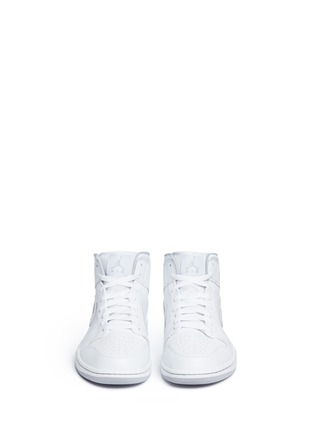 Front View - Click To Enlarge - Nike - 'Air Jordan 1 Mid' sneakers
