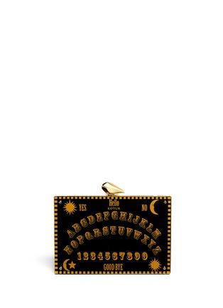 Main View - Click To Enlarge - KOTUR - 'Merrick Ouija Board' Perspex clutch