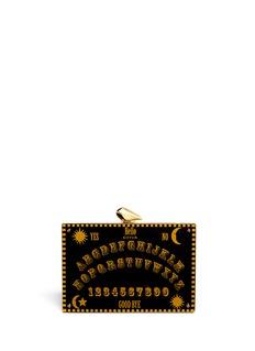 KOTUR'Merrick Ouija Board' Perspex clutch
