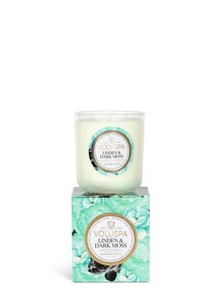 - VOLUSPA - Maison Jardin Linden & Dark Moss scented candle 340g