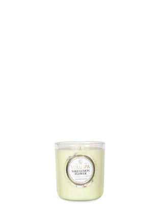 Main View - Click To Enlarge - VOLUSPA - Maison Jardin Sake Lemon Flower scented candle 340g