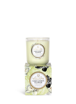 - VOLUSPA - Maison Jardin Sake Lemon Flower scented candle 340g