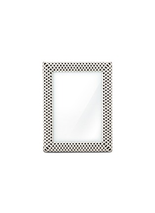 Main View - Click To Enlarge - L'Objet - Braid 5R photo frame