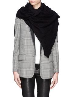 FALIERO SARTI'Pedro' cashmere-silk scarf