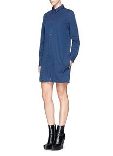 ACNE STUDIOS'Lyric' denim shirt dress
