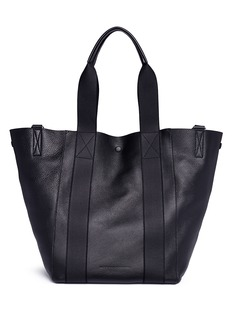 Alexander Wang  Convertible bovine leather tote bag