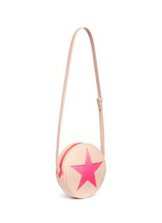 Stella Mccartney Kids Star alter nappa kids crossbody bag