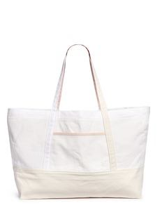 Album Cotton denim tote bag