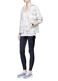 KORAL'Descender' camouflage lace drawstring jacket