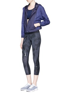 2Xu 'Pattern' compression 7/8 performance leggings