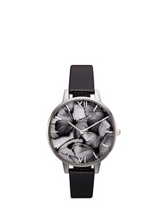Olivia Burton  'Woodland Butterflies Big Dial' watch