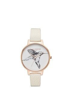 Olivia Burton  'Animal Motif Hummingbird Big Dial' watch