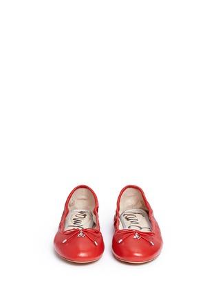Sam Edelman-'Felicia' leather ballet flats