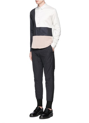 Wooyoungmi - Embroidered jogging pants