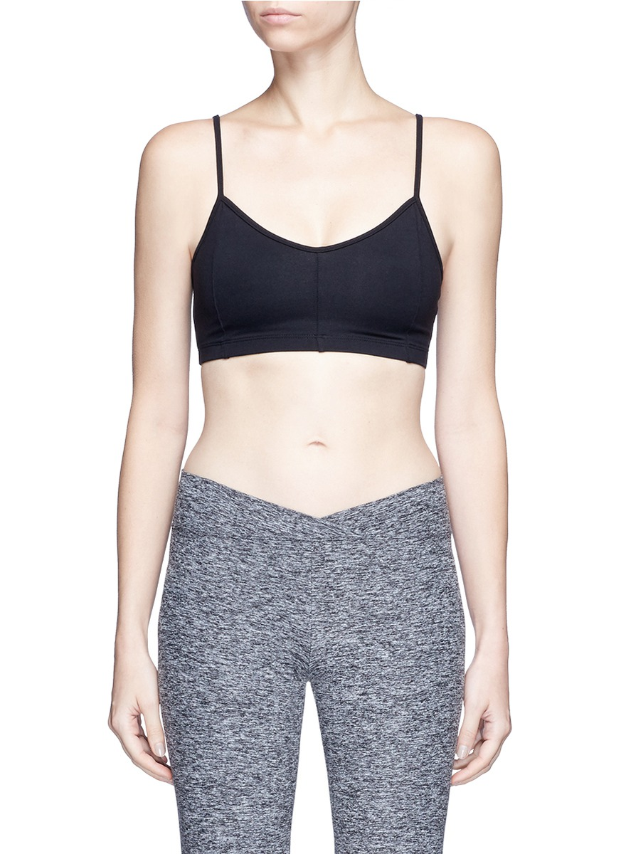 Performance Luxury™ corset sports bra by Live The Process