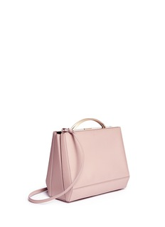 EDDIE BORGO 'Dean' small leather doctor bag