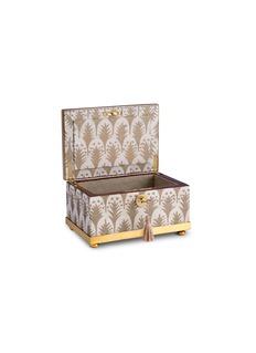 L'Objet Fortuny Piumette small box