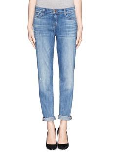 J BRAND'Jake' slim boyfriend jeans