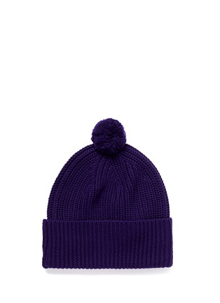 Figure View - Click To Enlarge - MARKUS LUPFER - Jewel tiara classic beanie