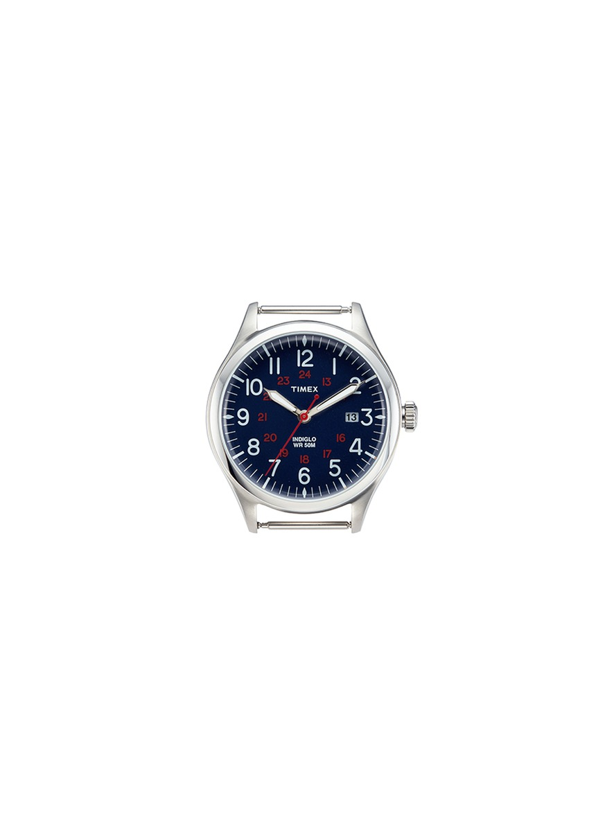 The Waterbury United 38mm watch by Timex