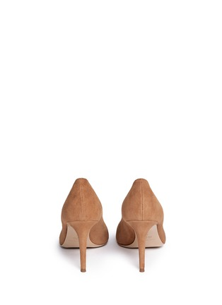 Back View - Click To Enlarge - Fabio Rusconi - 'Nataly' suede pumps