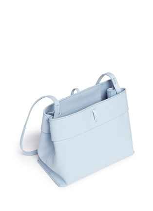 - Kara - 'Tie crossbody' leather bag
