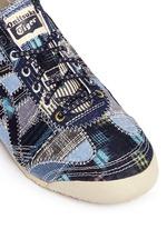 'Mexico 66' unisex denim patchwork sneakers