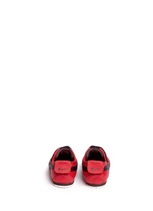 Back View - Click To Enlarge - Onitsuka Tiger - 'Mexico 66' leather toddler sneakers