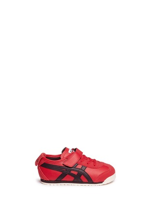 Main View - Click To Enlarge - Onitsuka Tiger - 'Mexico 66' leather toddler sneakers