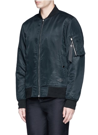 Front View - Click To Enlarge - rag & bone - 'Manston' military bomber jacket