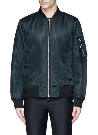 Main View - Click To Enlarge - rag & bone - 'Manston' military bomber jacket