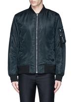 'Manston' military bomber jacket